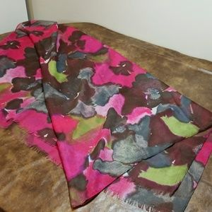 Accessories - Printed scarf/wrap